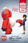 Big Hero 6 - 3D (svensk)