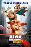 Alvin ja pikkuoravat reissussa (dub)