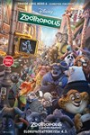 Zootropolis - eläinten kaupunki 3D (orig)