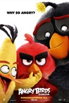 Angry Birds -elokuva (2D) (svensk)