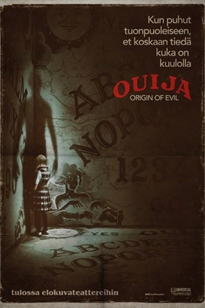 ouija origin of evil