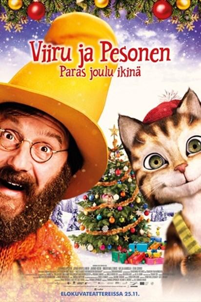 Finnkino Pettersson Und Findus Das Schonste Weihnachten
