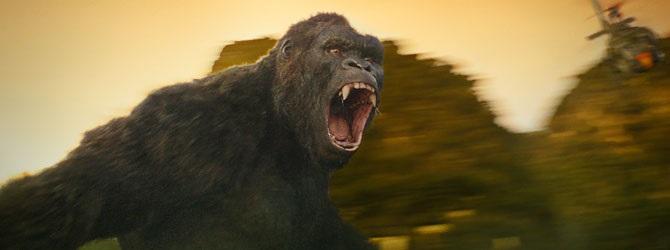 Kong: Pääkallosaari (2D)