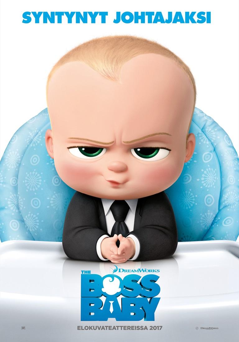 Kuvahaun tulos haulle The Boss Baby finnkino