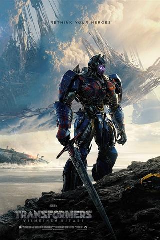 Transformers Viimeinen Ritari