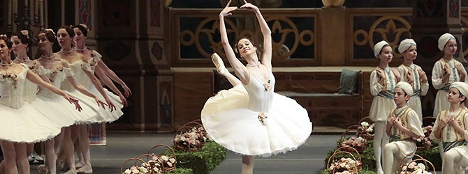 Baletti: Le Corsaire