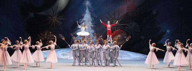 Baletti: Pähkinänsärkijä