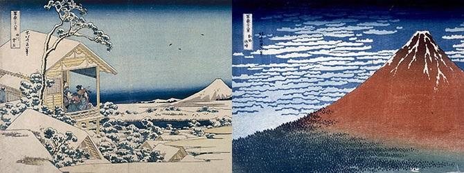 Taideaarteita maailmalta: British Museum: Hokusai