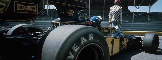 SuperSwede - Ronnie Petersonin tarina