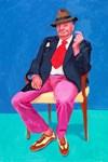 Taideaarteita maailmalta: David Hockney at the Royal Academy of Arts