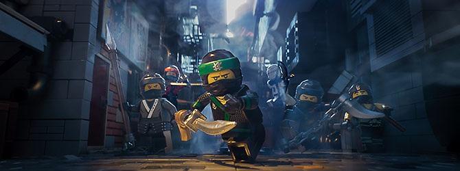Lego Ninjago elokuva (2D) (svensk)