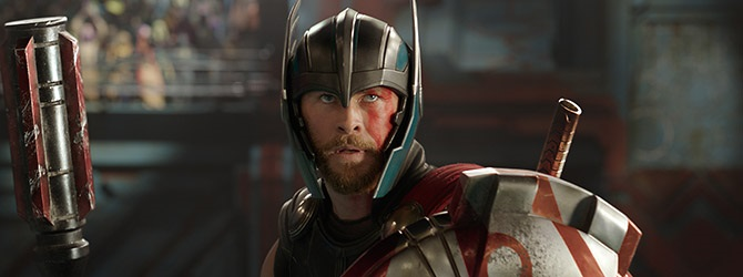Thor: Ragnarok (2D)