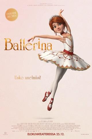 Ballerina (suomeksi puhuttu)