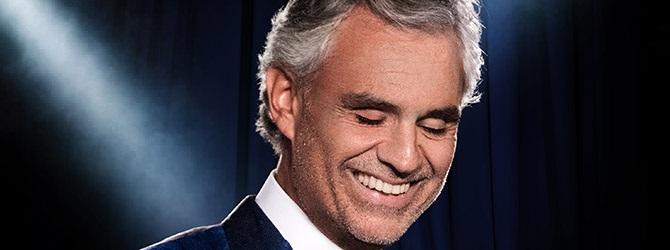 Andrea Bocelli: A Legend of Beauty
