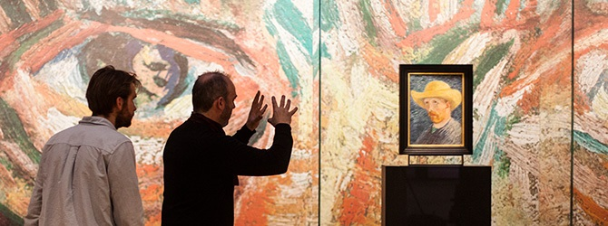 Taideaarteita maailmalta: Vincent Van Gogh - A New Way of Seeing