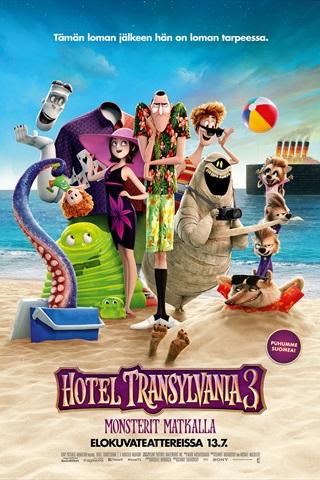 Hotel Transylvania 3: Monsterit matkalla (2D dub)