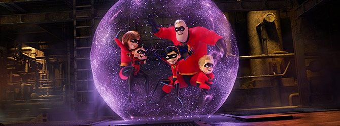 The Incredibles 2 (2D dub)