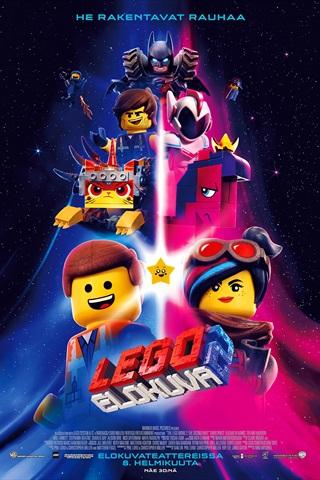 Lego elokuva 2 (3D dub)