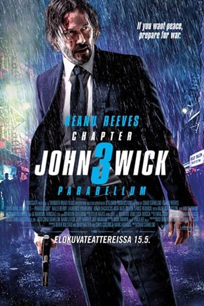 Kuvahaun tulos haulle John Wick: Chapter 3