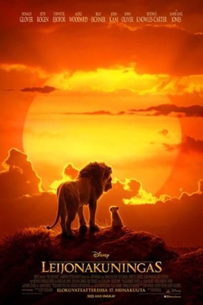 Kuvahaun tulos haulle leijonakuningas finnkino