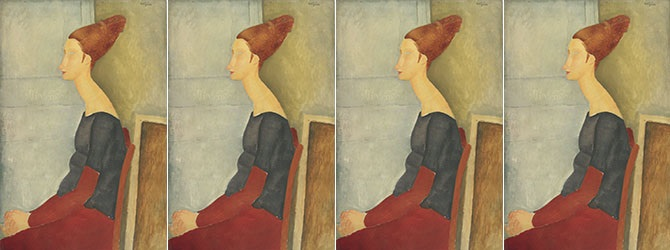 Taideaarteita maailmalta: Omapäinen Modigliani