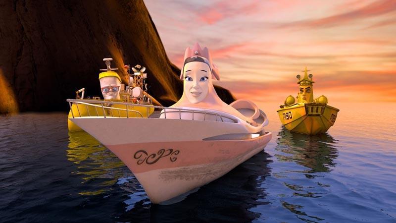 Laiva Ruotsiksi
