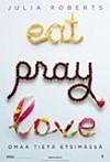 Eat Pray Love - omaa tietä etsimässä