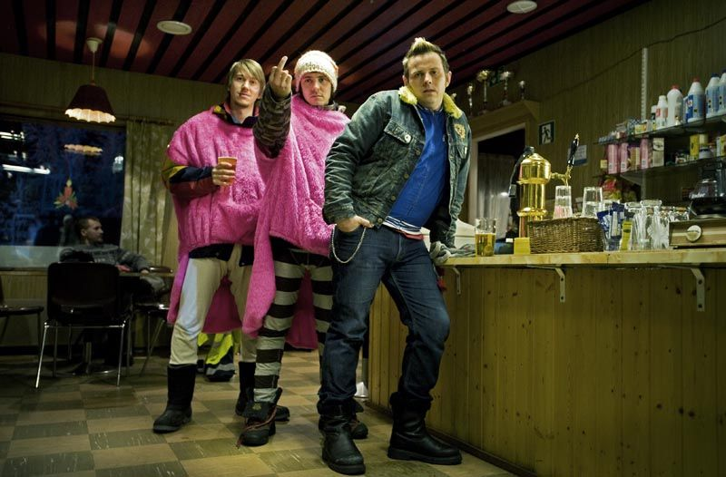 napapiirin sankarit elokuva netissä Loviisa
