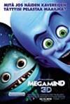 Megamind 3D (svensk)