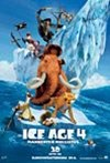 Ice Age 4: Mannerten mullistus 3D (svensk)
