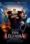 Viisi legendaa (2D) (svensk)