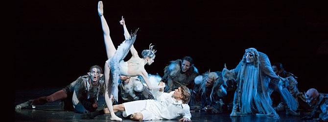 Lumikuningatar Baletti