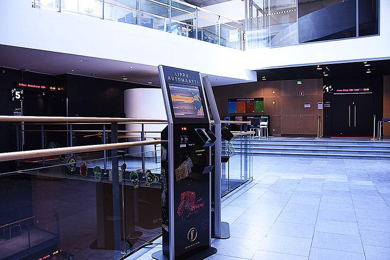Finnkino - Kinopalatsi Helsinki