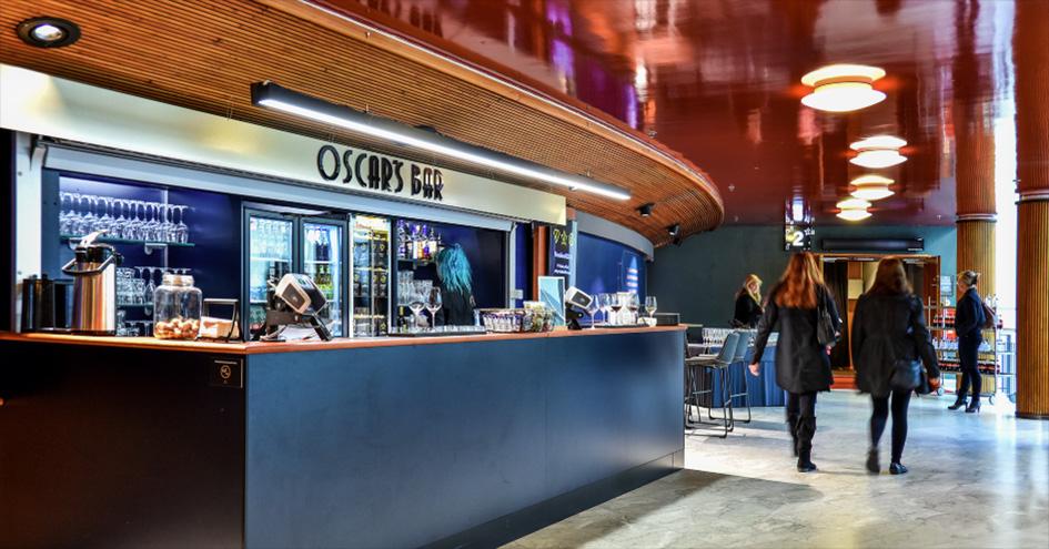 Helsingin Kinopalatsin Oscar's Bar