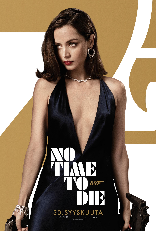007 No Time to Die - Ana de Armas