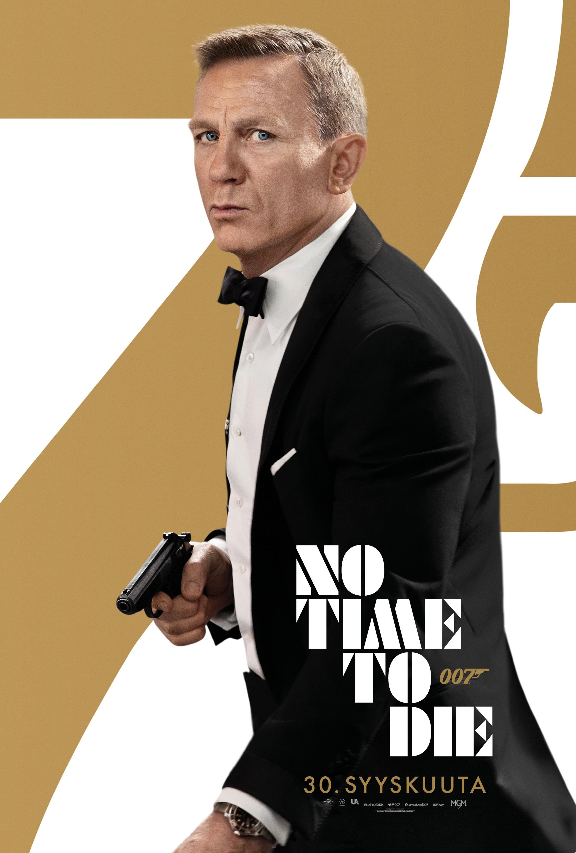 007 No Time to Die - Daniel Craig
