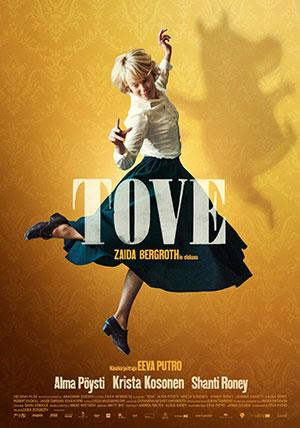 Tove-elokuva - kaksi yhden hinnalla 6.10. näytöksiin!