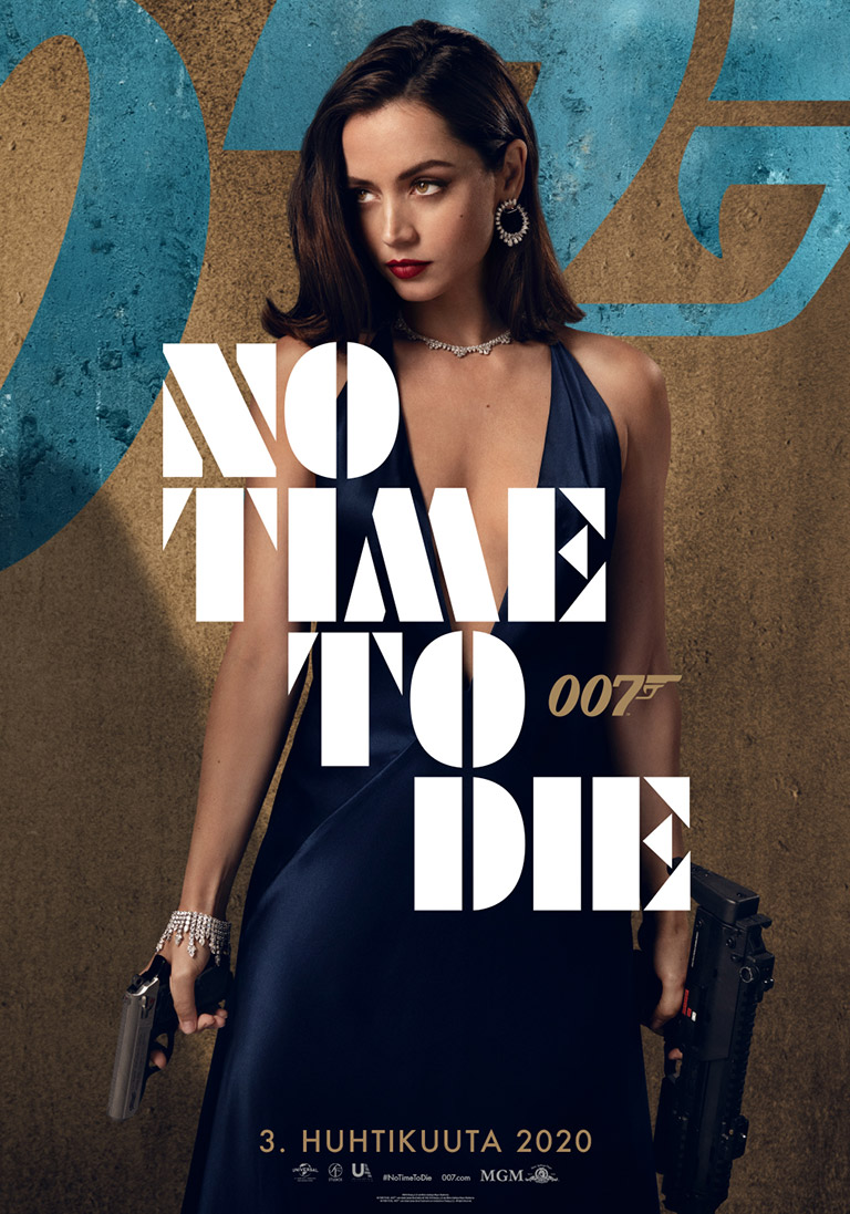 007 No Time to Die - Ana de Armas
