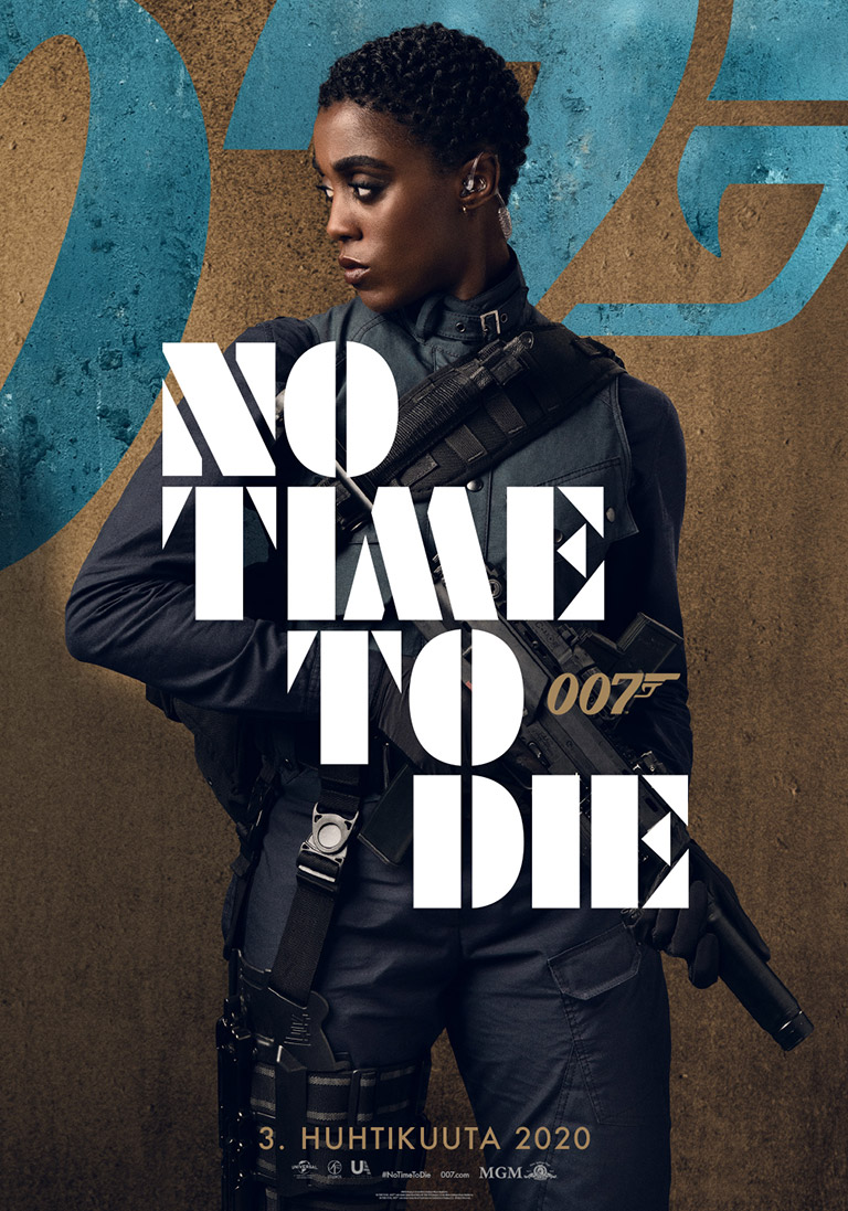 007 No Time to Die - Lashana Lynch