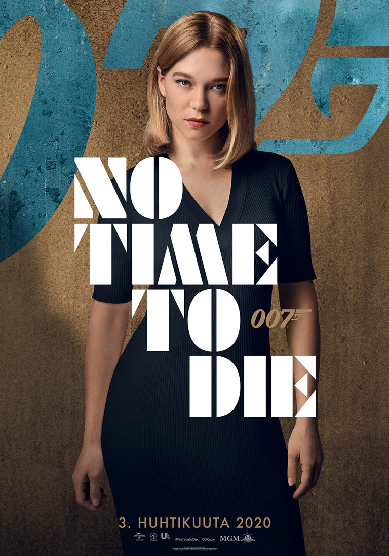 007 No Time to Die - Léa Seydoux