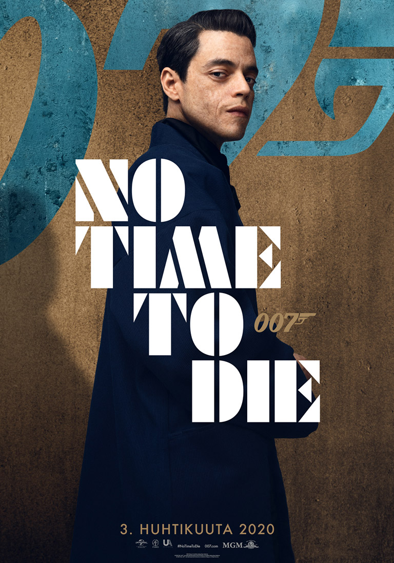 007 No Time to Die - Rami Malek