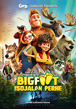 Bigfoot – Isojalan perhe