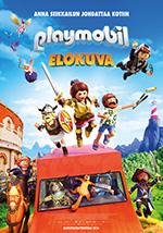 Playmobil elokuva Finnkinon leffasynttäreillä 5.10. ja 12.10.