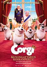 Corgi – Kuningattaren koiranpentu Finnkinon leffasynttäreillä 23.11., 30.11., 7.12.