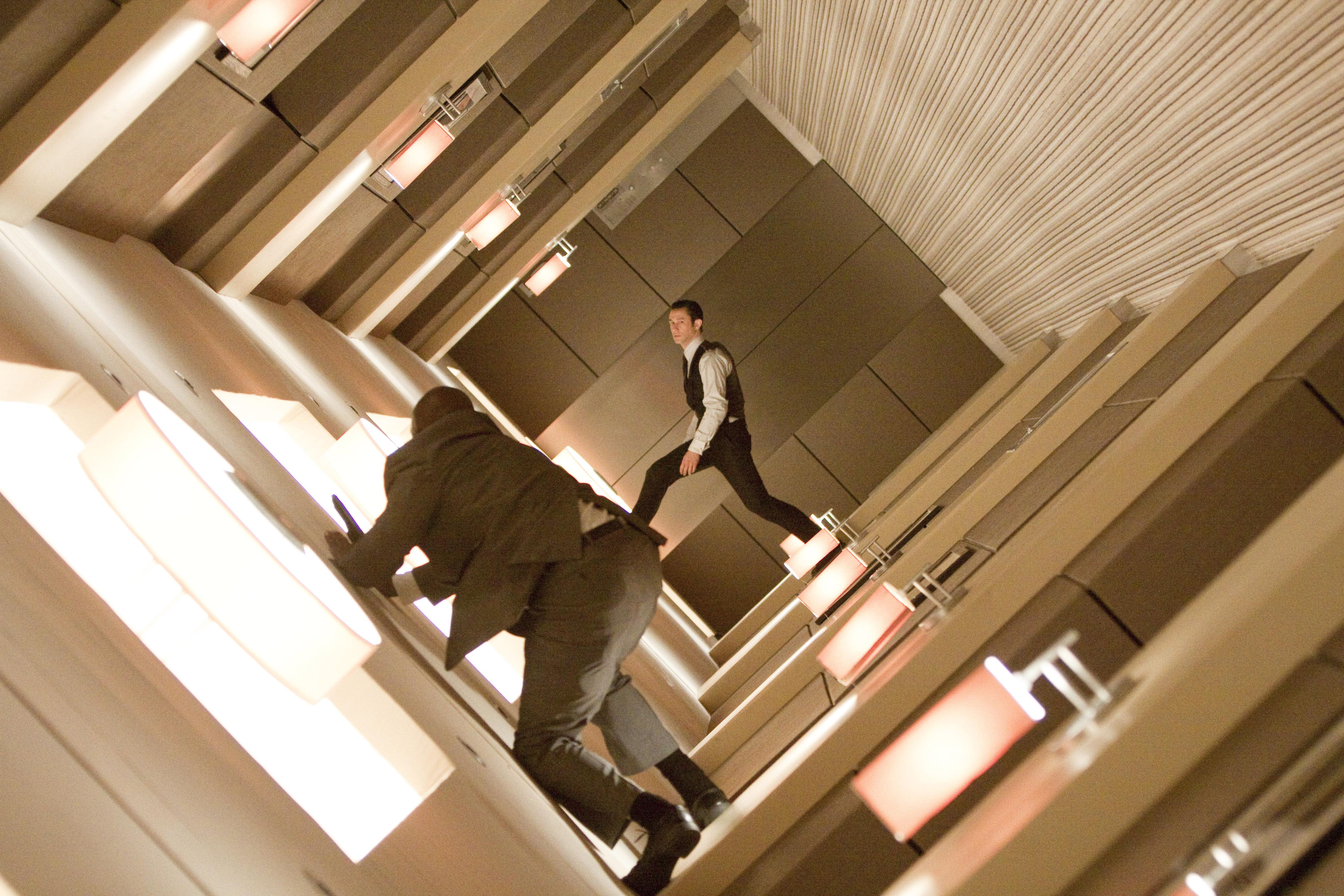 Finnkino Christopher Nolan Inception