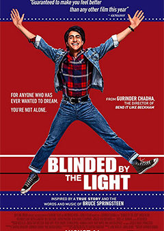 Finnkino Pop Up - Blinded by the light